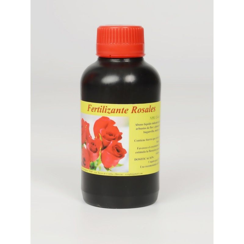 Alquibla Fertilizante Rosales 500 ml