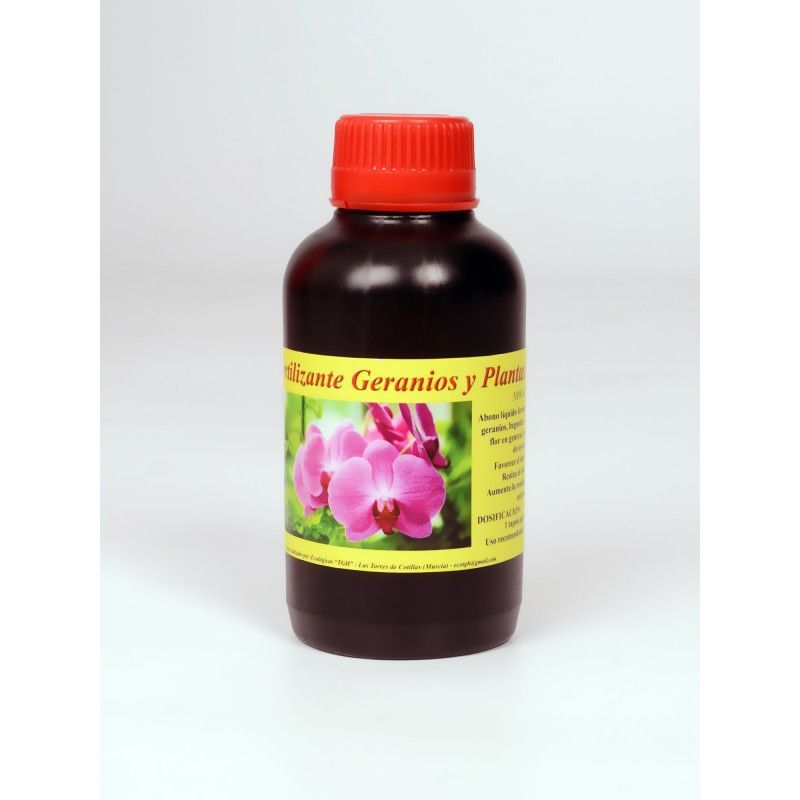 Alquibla Fertilizante Geranios 500ml