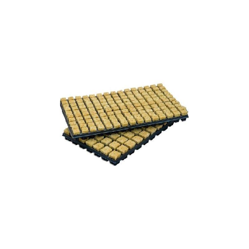 Bandeja 25X25X40cm 150 Alveolos 18 Bandejas