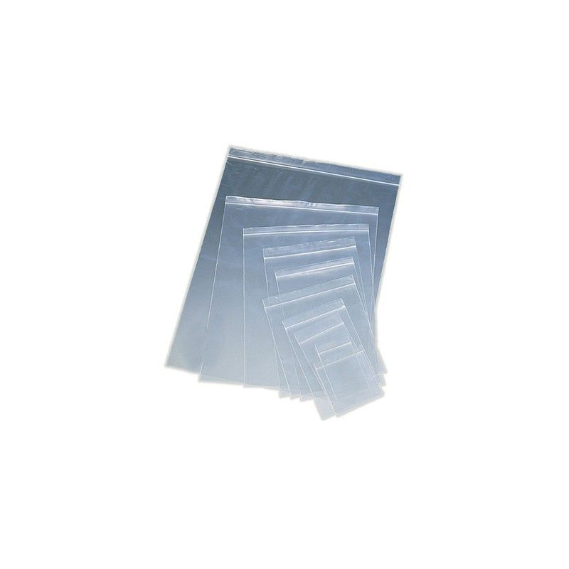 Bolsa de Aluminio Autocierre (15x20cm)