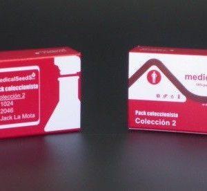 Medical Seeds Coleccion 2 Fem (6 Semillas)
