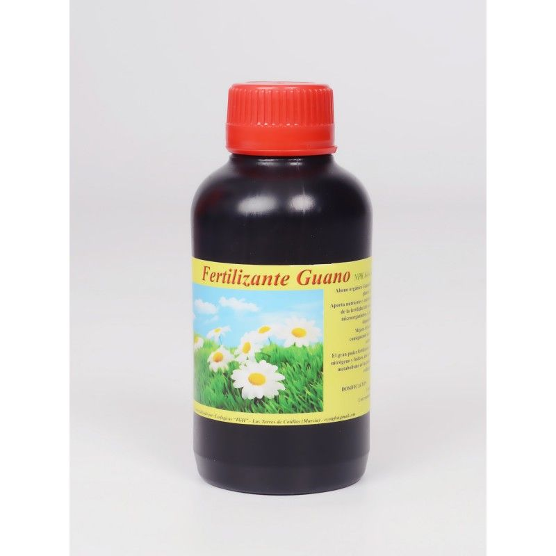 Alquibla Fertilizante Guano 500ml