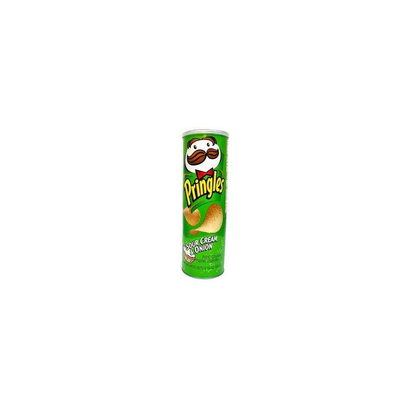 Bote Camuflaje Pringles Verde