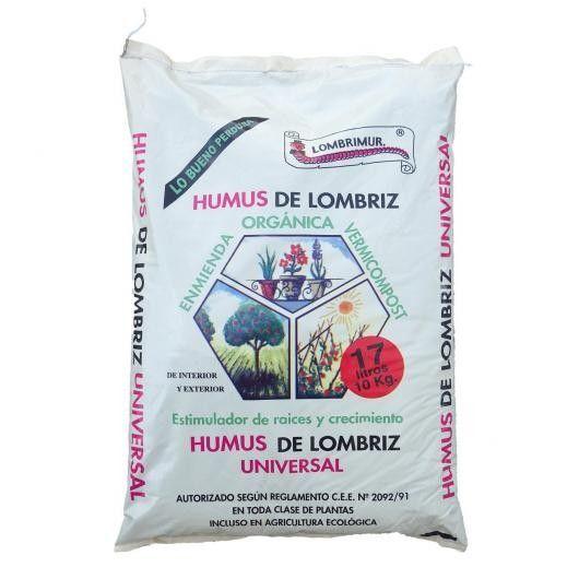 Humus Lombriz 17L.