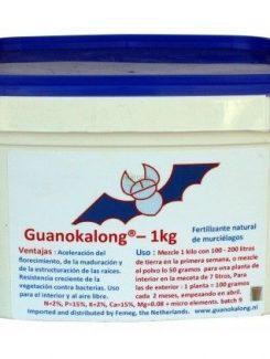 Guanokalong Guano de Murcielago en Polvo 1Kg