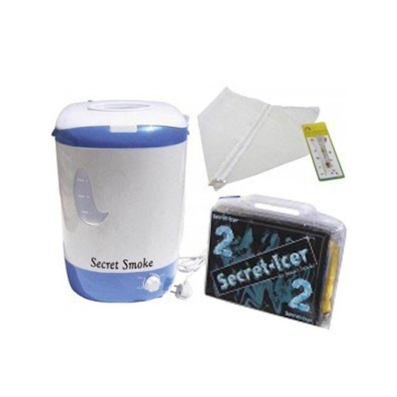 Lavadora+Piramide+Secret Icer 2+Termometro con Ventosa